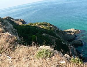 отдых на природе, шашлык, места отдыха в Севастополе